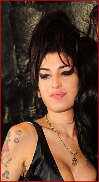 Quelques photos sexy de Amy Winehouse