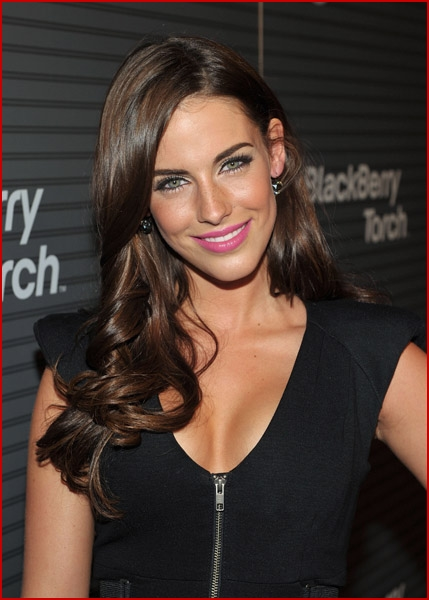 Lea Michele Joins A Bevy Of Celebs At Blackberry Bash