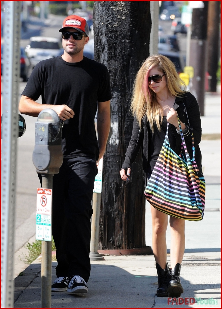 Who is avril lavigne dating brody jenner