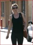 Ellen Pompeo gym fitness