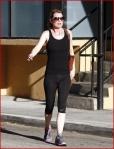 Ellen Pompeo gym fitness3