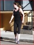 Ellen Pompeo gym fitness5