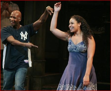 Jordin Sparks Broadway Debut10