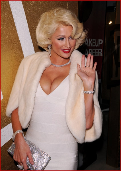 paris hilton dresses up as marilyn monroe launch of new fragrance 8 10 in other pics forum. Black Bedroom Furniture Sets. Home Design Ideas