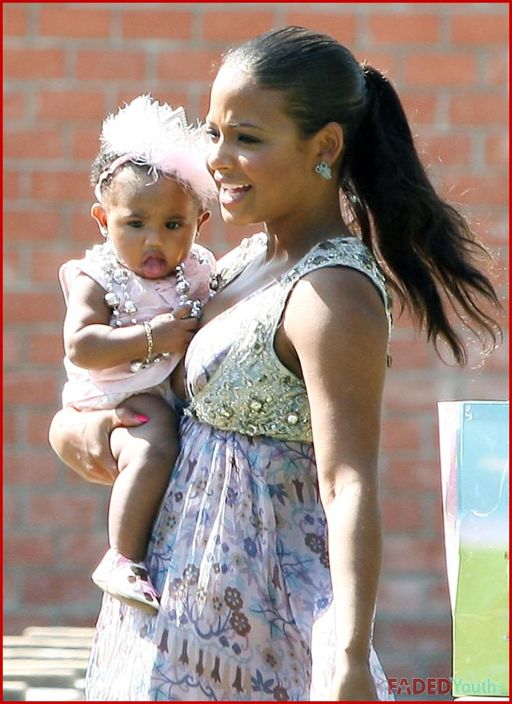 Christina Milian Single Mom Sexy  Faded Youth Blog-5243