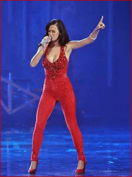 2010 AMERICAN MUSIC AW... Katy Perry Firework