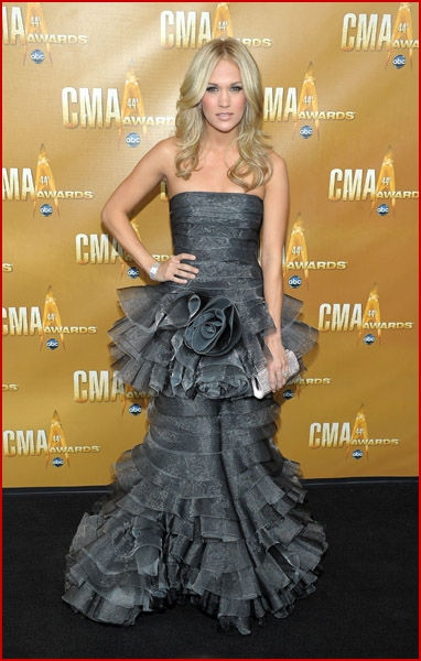 Carrie Underwood 44th Annual CMA Awards5