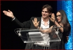Demi Moore Ashton Kutcher 2010 Freedom Awards2
