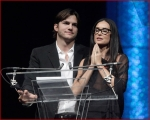 Demi Moore Ashton Kutcher 2010 Freedom Awards3