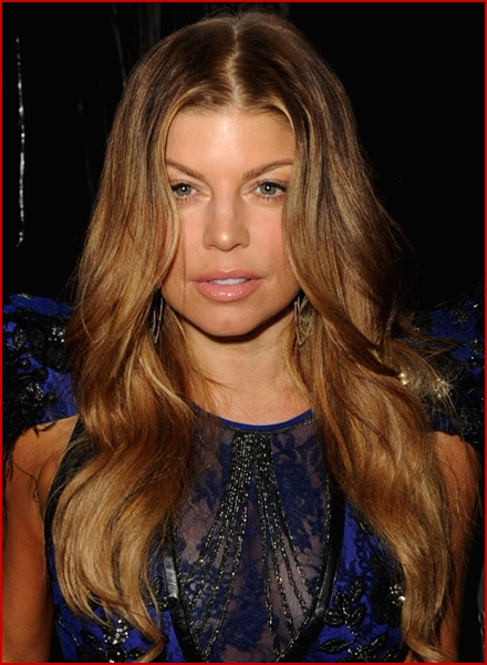 fergie 2010 american music awards9 faded youth blog