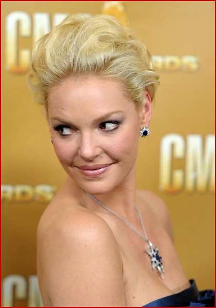 Katherine Heigl 44th Annual CMA Awards7