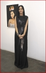 Katy Perry attends Michael KohnGallery