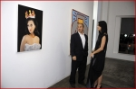 Katy Perry attends Michael Kohn Gallery5