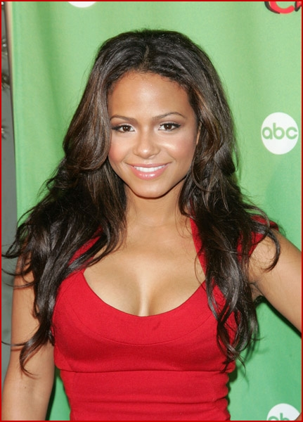 CHRISTINA MILIAN: 'CHRISTMAS CUPID' CUTIE | Faded Youth Blog