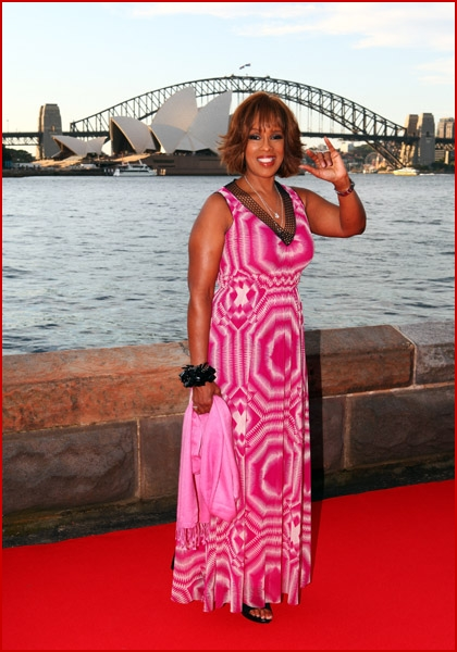 Day 4 Oprah Winfrey Visits Australia2