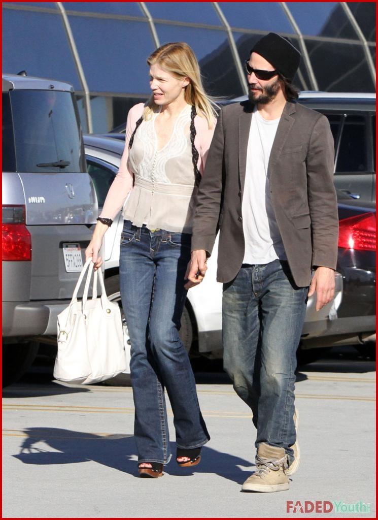 Keanu Reeves Freundin Oma