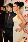 Kim Kardashian and Justin Bieber2