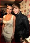 Kim Kardashian and Justin Bieber3