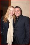 Lisa Kudrow and MattLeBlanc