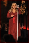 Mariah Carey pregnant TNT's 2010 Christmas InWashington5