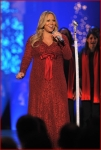 Mariah Carey pregnant TNT's 2010 Christmas InWashington7