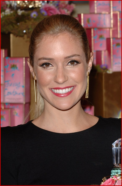 PEACE LOVE & JUICY COUTURE FRAGRANCE LAUNCH WITH KRISTIN CAVALLARI » Peace