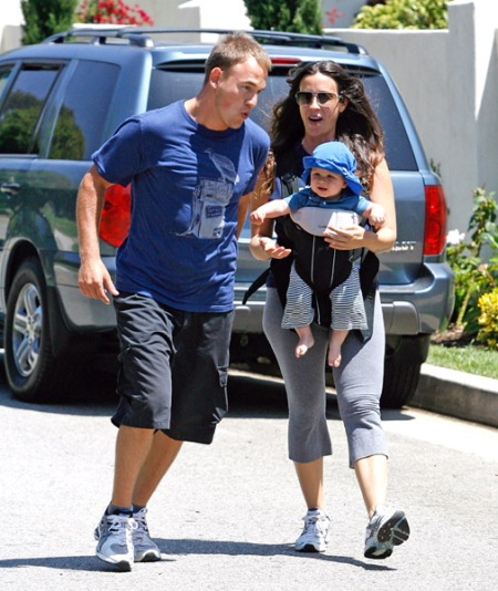 Alanis Morissette, Souleye Mario Treadway and Ever Imre Morissette-Treadway12