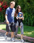 Alanis Morissette, Souleye Mario Treadway and Ever Imre Morissette-Treadway15