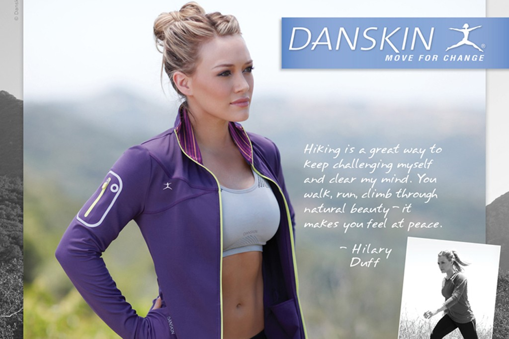 "Jenna Dewan x Danskin will be available for just one season, starting in October, and will be sold on Danskin's website and in specialty stores with the prices ranging from $10 to $ Dewan, who began her career as a backup dancer for Janet Jackson, considers herself a ""pretty active person.""."