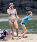 EXCLUSIVE:  Reese Witherspoon Shows Off New Tattoo in Bikini inHawaii