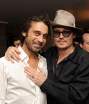 Johnny Depp Haute Living Presents Art Exhibit With Jordi Molla And Domingo Zapata At Chateau Marmont1