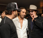 Johnny Depp Haute Living Presents Art Exhibit With Jordi Molla And Domingo Zapata At Chateau Marmont6