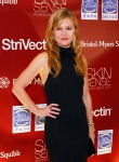 Julia Stiles attends the 2011 Skin Sense Awards Gala2